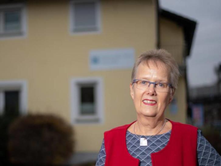 Mit Herzblut dabei: Diakonie-Chefin Irene Finger hilft und berät Menschen seit bereits 40 Jahren. Foto: Sascha Lotz