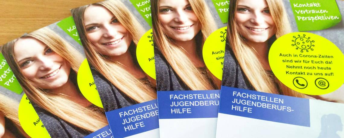 Jugendberufshilfe Bergstraße - Ried: Auch in Corona-Zeiten sind wir für Euch da!