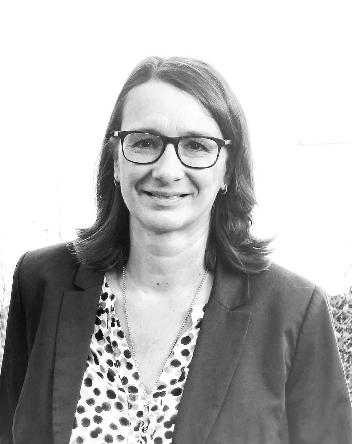 Jutta Weller, stellvertretende Leiterin des Diakonischen Werks Bergstraße. Foto: Beate Preuss