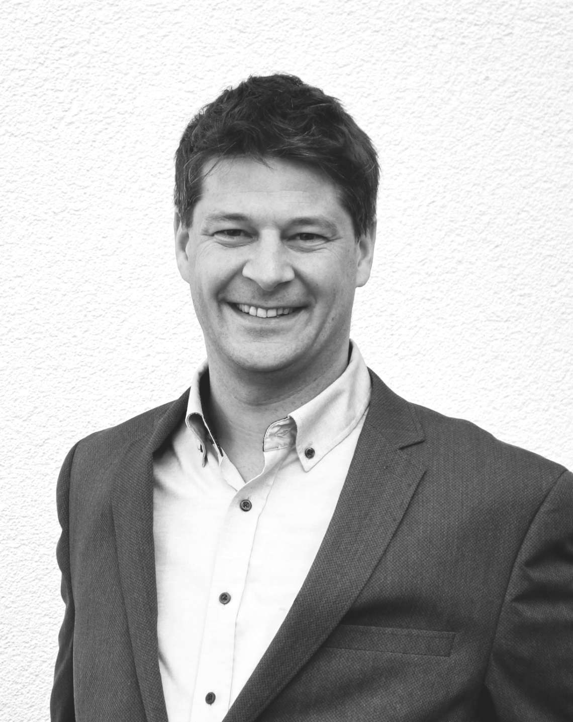 Tobias Lauer, stellvertretender Leiter des Diakonischen Werks Bergstraße. Foto: Beate Preuss