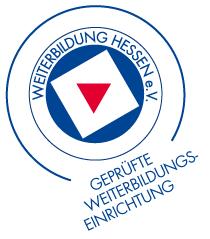 Weiterbildung Hessen e. V. - Geprüfte Weiterbildungseinrichtung