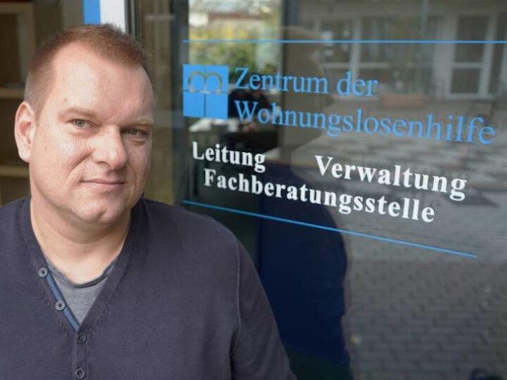 Björn Metzgen-Meuer vom Diakonischen Werk im Kreis Bergstraße mahnt: Die Wohnungsmarktsituation in der Region spitzt sich zu. © Zelinger