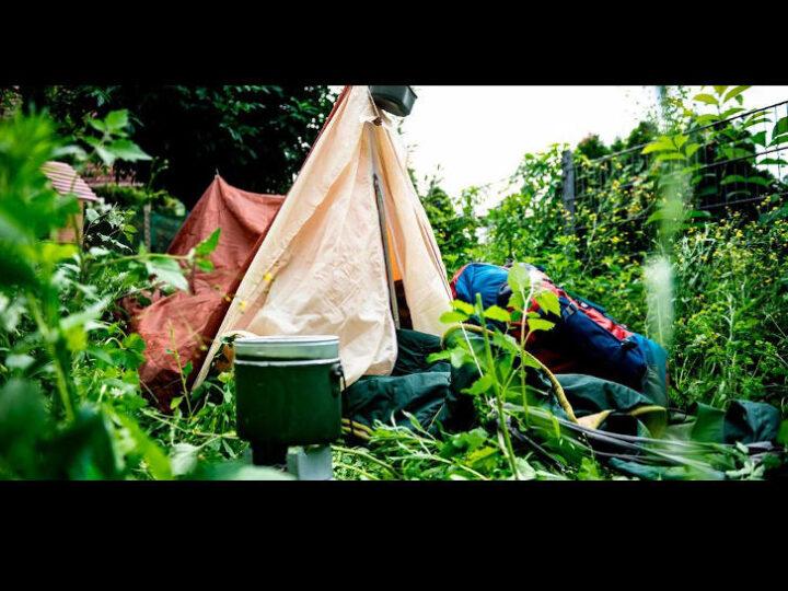 Wohnraum ist knapp, vor allem für Menschen wie André Geppert. Doch das Leben im Zelt oder in einer Unterkunft für Wohnsitzlose. sind keine dauerhaften Alternativen. Fotos: Sascha Lotz